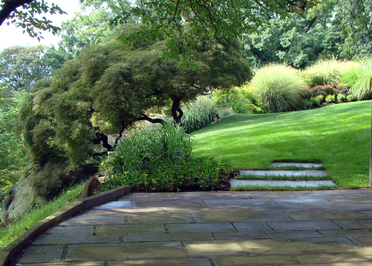 Hudson Valley Idyll - Johnsen Landscapes & Pools - Westchester NY ...