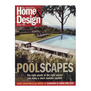 Journal News - Home&Design poolscapes issue