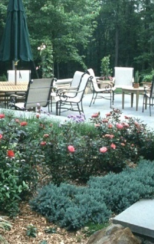 Fairfield landscape design patio and furniture